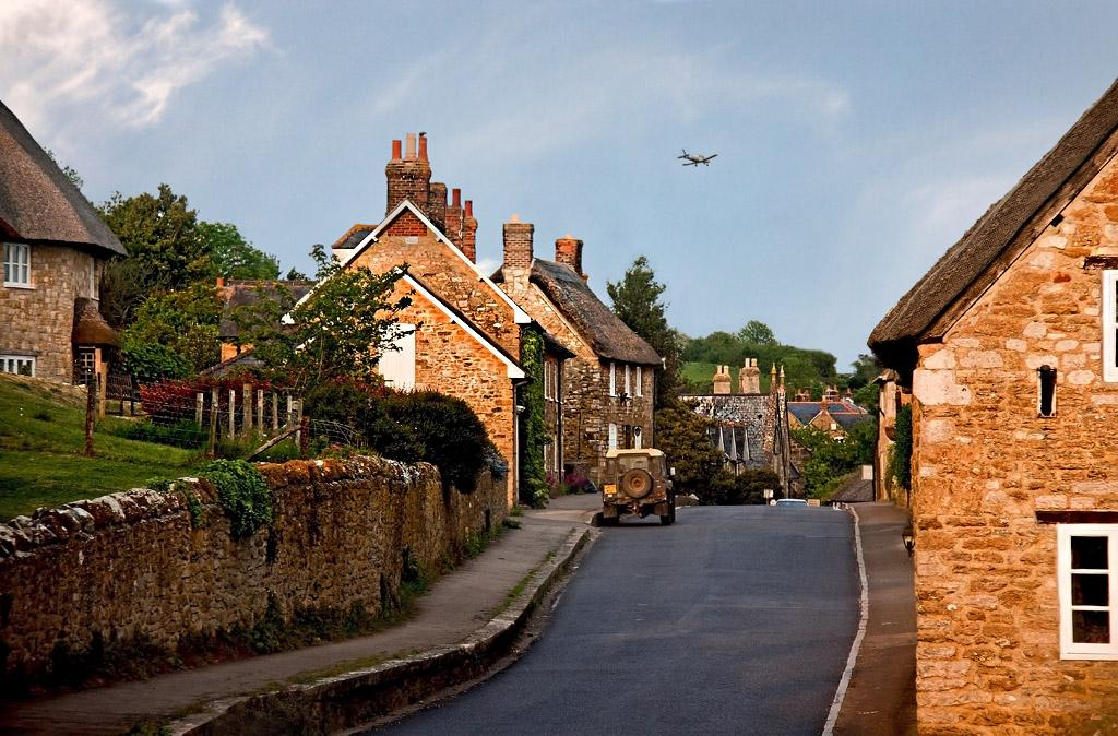 A classic english village
