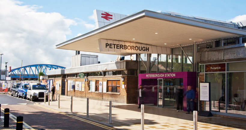 Peterborough Railway Station