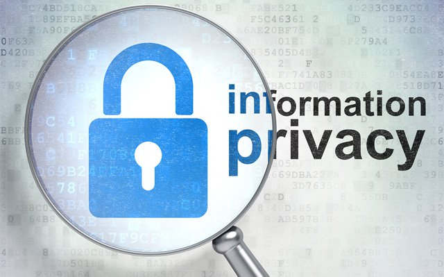 Keeping you information safe through our Privacy policy