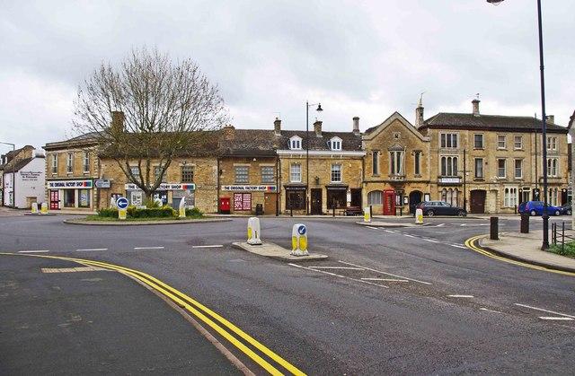 The Geoge arche Stamford